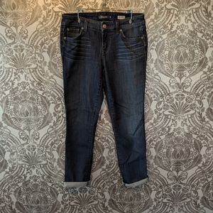 Level 99 Jeans - Level 99 Lily skinny crop denim jeans